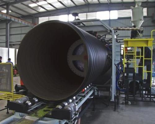 黑龙江钢带增强管厂家