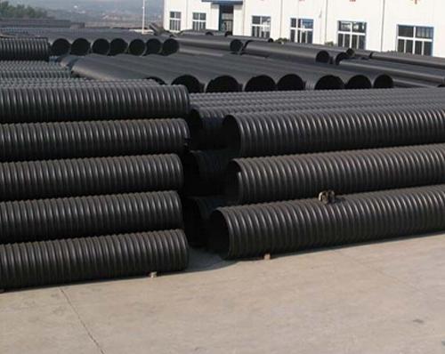 哈尔滨钢带增强管