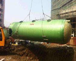 黑龙江玻璃钢化粪池厂家